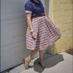 SOLD✨NWT Lularoe USA 🇺🇸 Madison Skirt